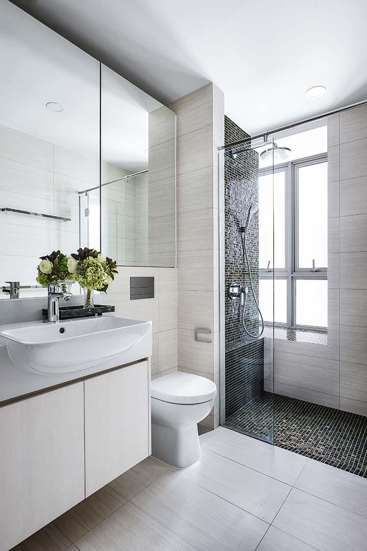 Bathroom Vanity, Mirror Cabinet 3