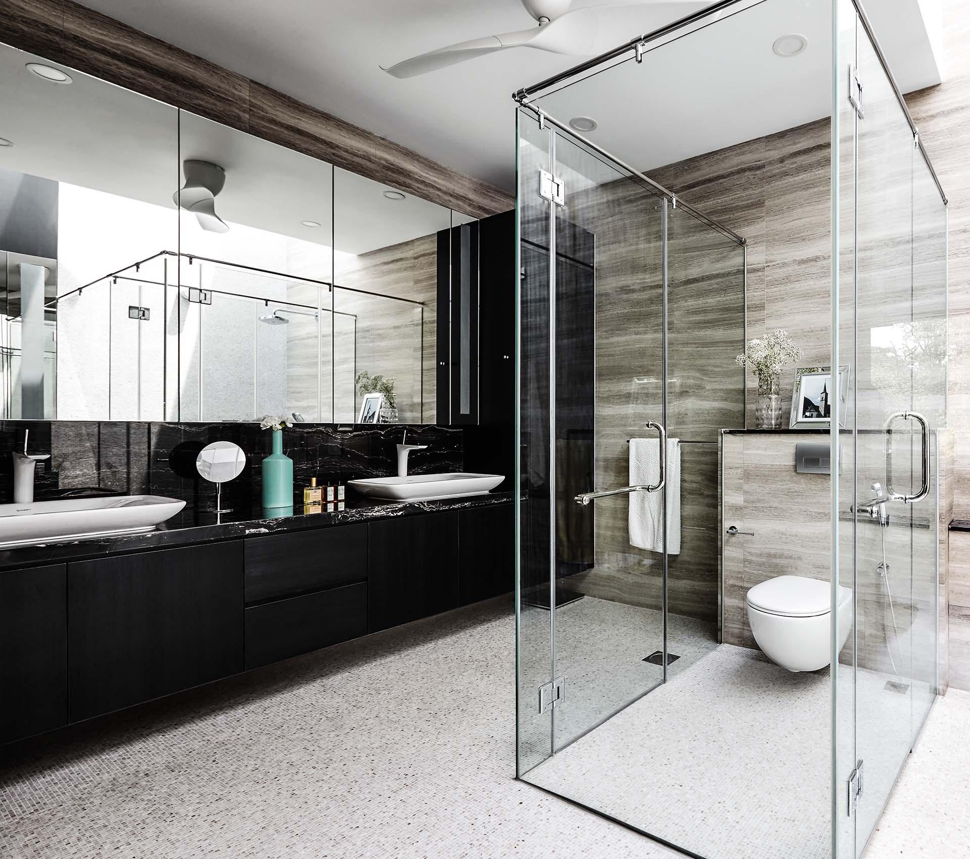 Bathroom Vanity, Mirror Cabinet 5