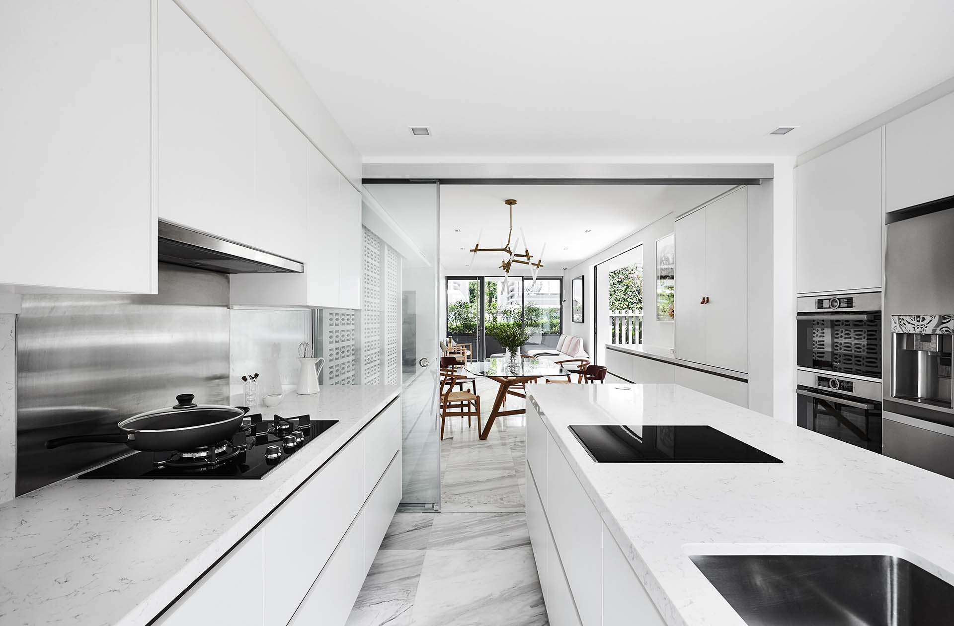 Kitchen, Kitchen Island 2