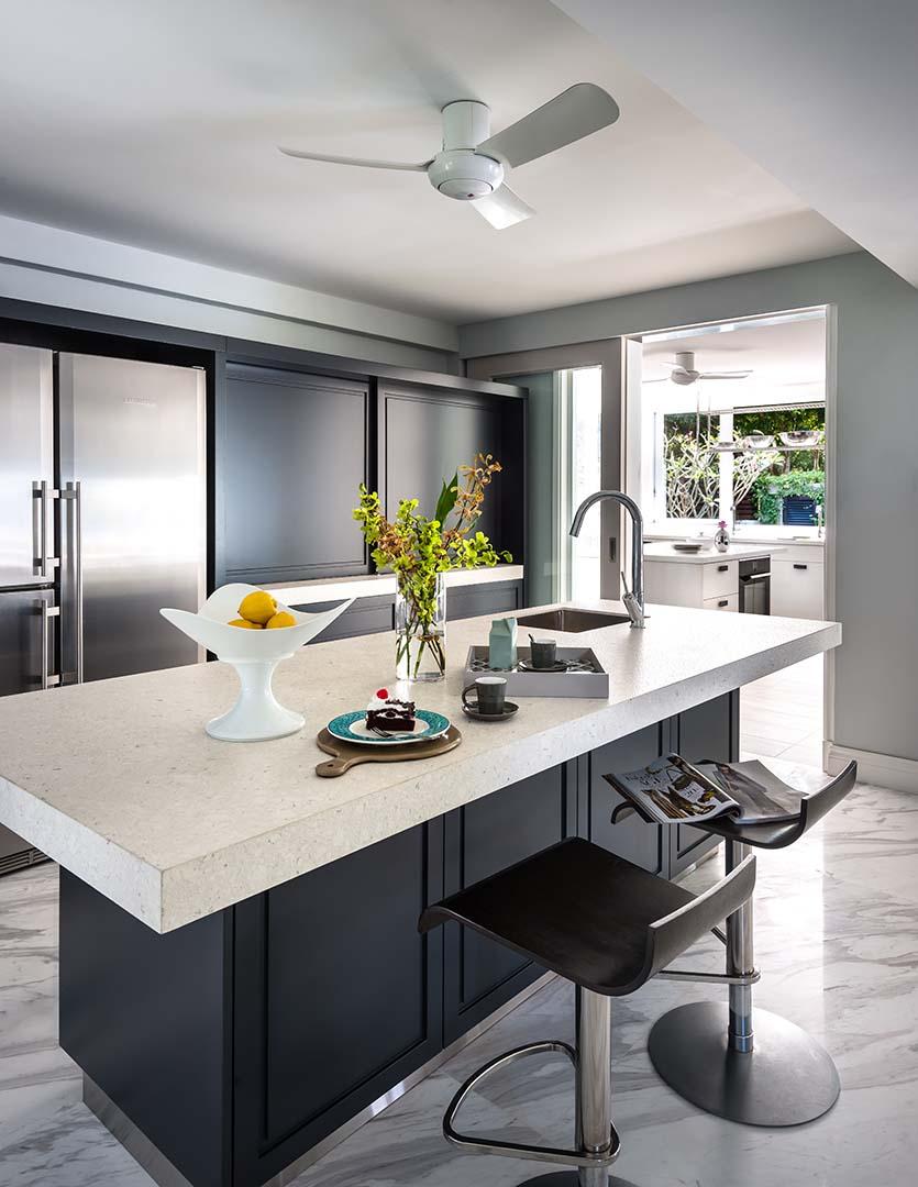Kitchen, Kitchen Island, Bar Counter 6